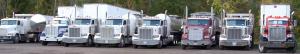 Rick Silvarole's Truckway Fleet